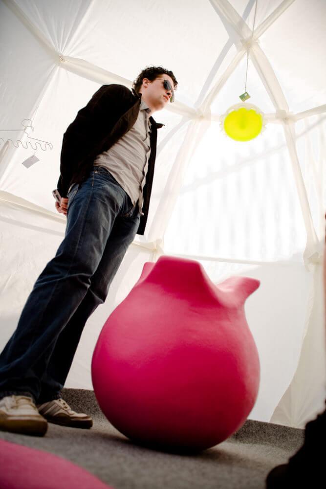 Designersblock expo Salone del Mobile (IT) 2008 bart claeys