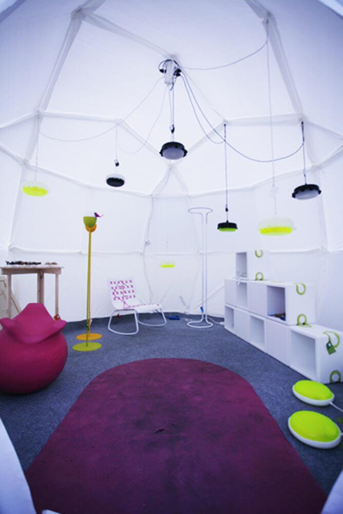 Designersblock expo Salone del Mobile (IT) 2008 toby summerskill