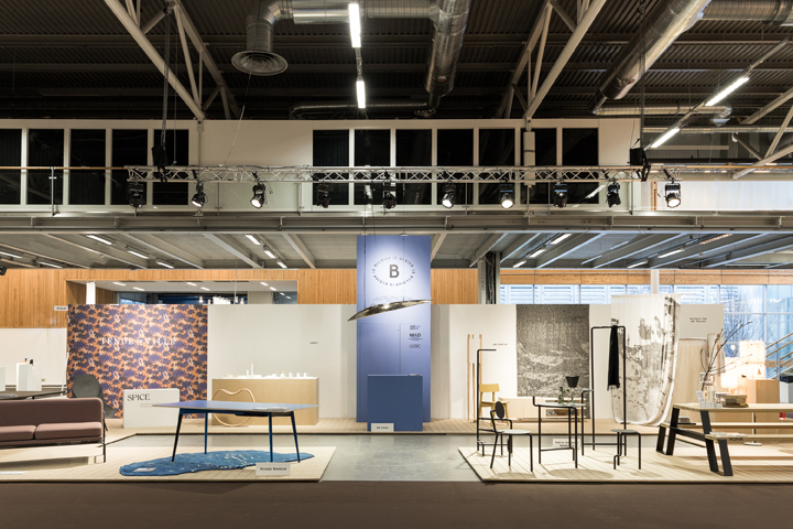 Greenhouse Stockholm Furniture Fair (SE) 2019 eline willaert