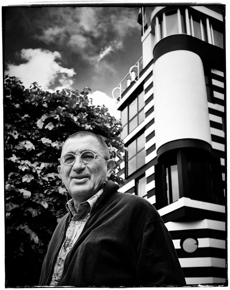 JAMES 6 founding father theo eyewear Wim Somers 2013 eye5