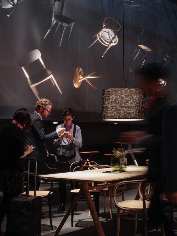 Salone del Mobile (IT) 2016 Thonet