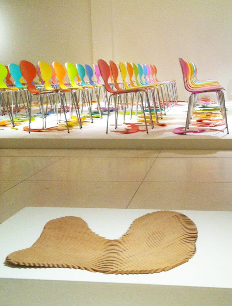 Van Vlinders en Mieren expo Design Museum Gent (BE) 2015