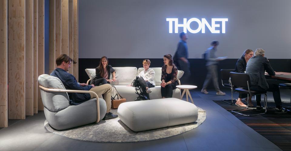 Salone del Mobile (IT)  2017 Thonet