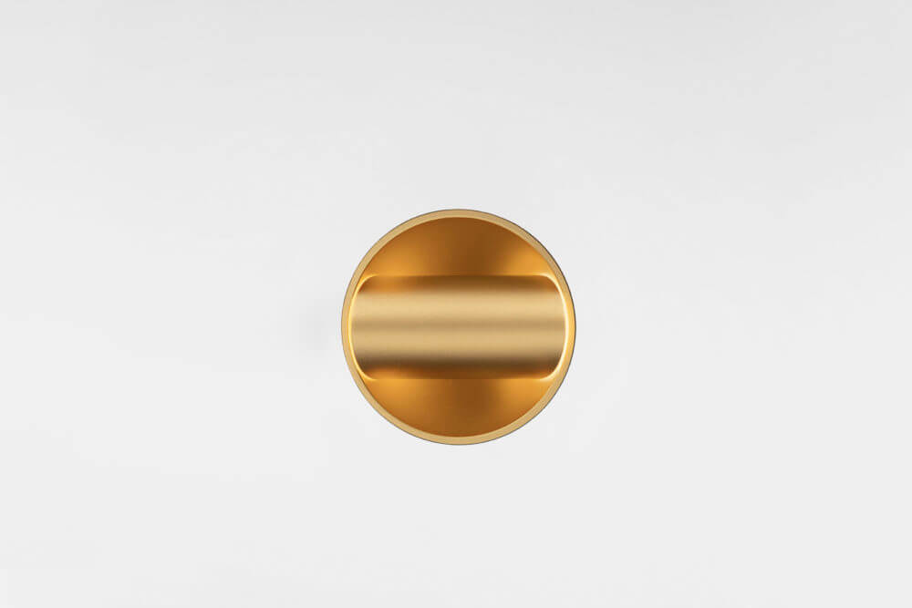 Hollow gold_gold_010 (1) 2020 Modular Lighting Instruments