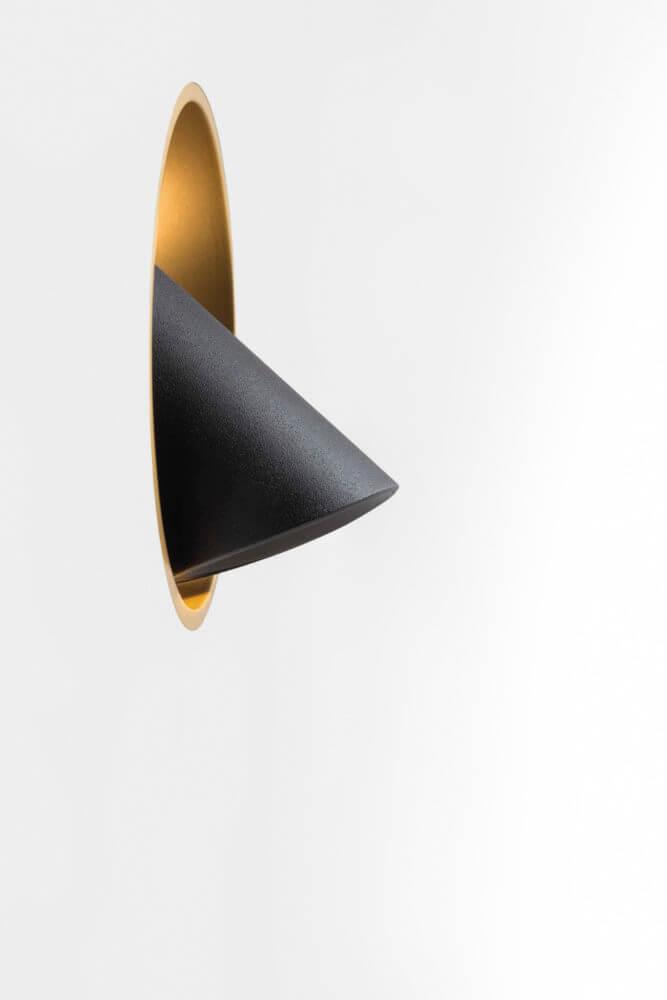 Hollow (trimless) gold_black_0672 2020 Modular Lighting Instruments