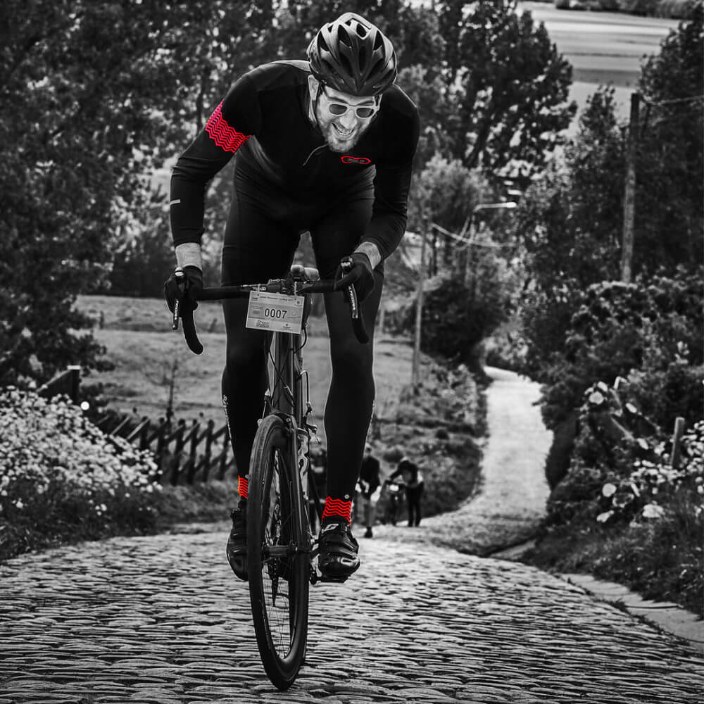 JAMES 7 PEdALED cycling suit 2016 alain six