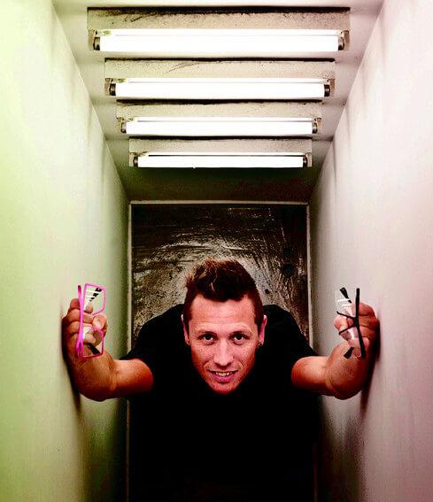 De Morgen magazine 'Wroeter met visie'  2010 Jonas Lampens